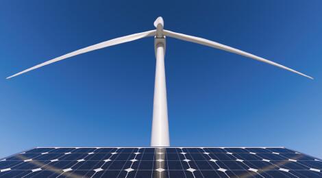 Temperierprozesse für die Branche Erneuerbare Energien