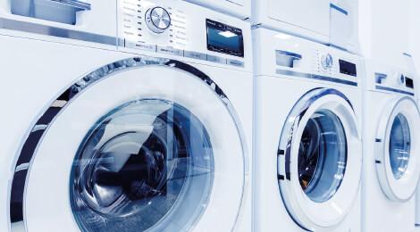 Thermoprozesse für die Hausgeräte-Branche / Weiße Ware