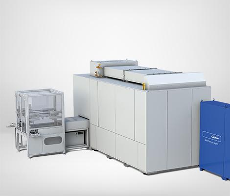 Mehrebenen-Horizontalsysteme für industrielle Thermo-Anwendung: CeraTHERM® multilevel