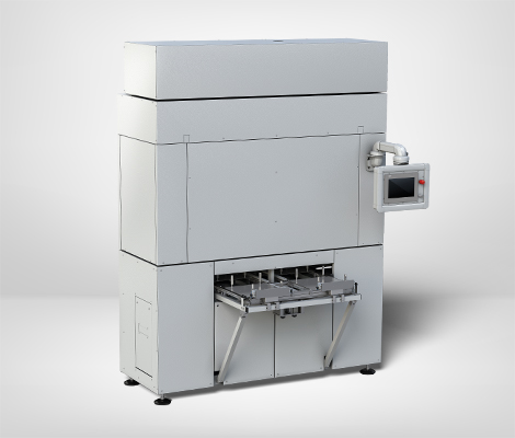 Industrie-Vertikaoöfen mit Stapeltechnik CeraTHERM® stack