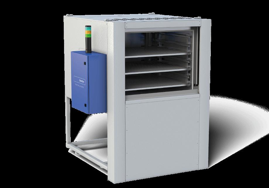 Industrie-Wärmeschränke mit Umlufttemperierung: CeraTHERM® batch